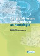 Pdf Les grands essais thérapeutiques en neurologie Telecharger