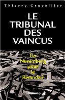 Pdf Le Tribunal des vaincus Telecharger
