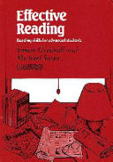 Effective Reading Student s Book