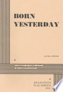 Free Download Born Yesterday Book