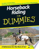 """Horseback Riding For Dummies"" by Audrey Pavia, Shannon Sand"
