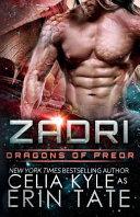 Zadri (Scifi Alien Weredragon Romance)