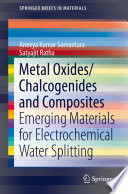 Metal Oxides Chalcogenides and Composites