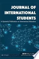 Journal Of International Students 2019 Vol 9 No 2