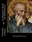 St  Benedict s Rule for Monasteries