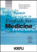 English for Medicine. Con CD Audio
