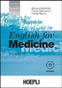 English for Medicine. Con CD Audio