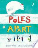 Poles Apart Jeanne Willis Cover