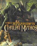 The Art of H  P  Lovecraft s the Cthulhu Mythos