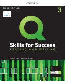 Q  Skills for Success 3E Reading   Writing Level 3