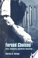 Forced Choices