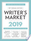 """""""Writer's Market 2019: The Most Trusted Guide to Getting Published"""" by Robert Lee Brewer"""