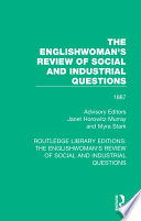 The Englishwoman S Review Of Social And Industrial Questions