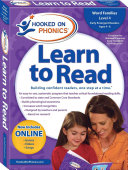 Hooked On Phonics Learn To Read Level 4