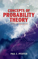 Concepts of Probability Theory