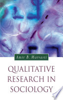 Qualitative Research in Sociology