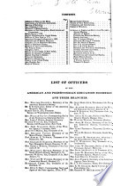 The American Quarterly Register