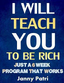 I Will Teach You To Be Rich Book PDF