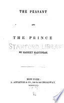 The Peasant And The Prince Book PDF
