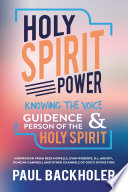 Holy Spirit Power  Knowing the Voice  Guidance and Person of the Holy Spirit