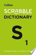 Collins Scrabble Dictionary