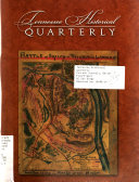 Tennessee Historical Quarterly Book PDF