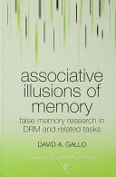 Pdf Associative Illusions of Memory Telecharger