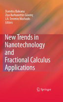New Trends in Nanotechnology and Fractional Calculus Applications