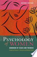 Psychology of Women Book PDF