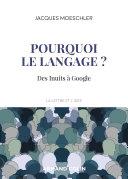 Pdf Pourquoi le langage ? Telecharger