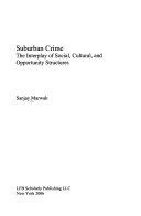 Suburban Crime