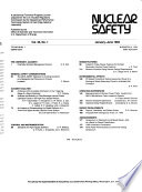 Nuclear Safety Book