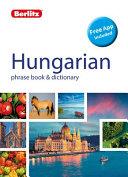 Berlitz Phrasebook   Dictionary Hungarian