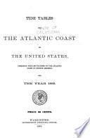Tide Tables  Atlantic Ocean Book