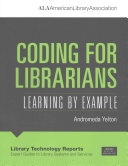 Coding For Librarians Book PDF