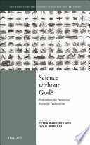 Science Without God  Book PDF