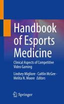 Handbook of Esports Medicine
