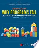 Why Programs Fail Book