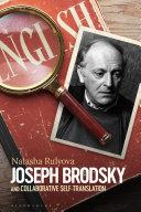 Pdf Joseph Brodsky and Collaborative Self-Translation Telecharger