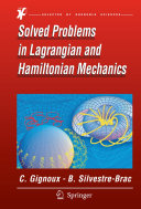 Pdf Solved Problems in Lagrangian and Hamiltonian Mechanics Telecharger