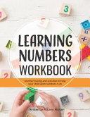 Learning Numbers Workbook