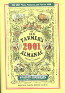 Old Farmer's Almanac 2001 Hardcover
