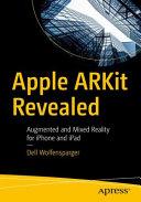 Apple ARKit Revealed