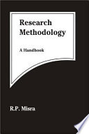 Research Methodology A Hand Book