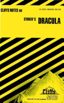 CliffsNotes on Stoker s Dracula