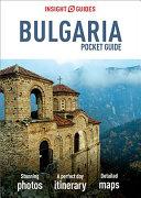 Insight Guides Pocket Bulgaria