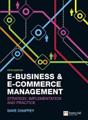 E-business & E-commerce Management