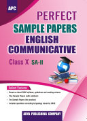 APC Perfect Sample Papers   English Communicative   Class 10   SA II