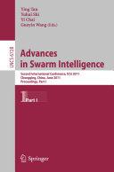 Advances in Swarm Intelligence  Part I