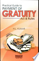 Practical Guide To Payment Of Gratuity